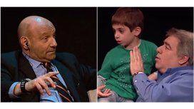 Leo Rosenwasser, Miguel Ángel Pierri y el hijo del abogado