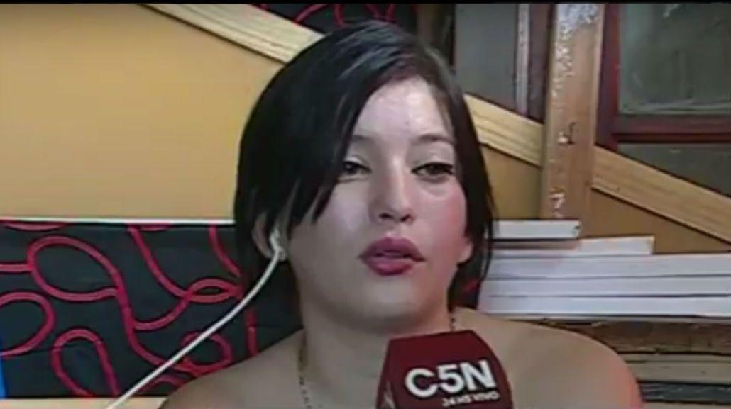 Belén Torres, víctima del anestesista