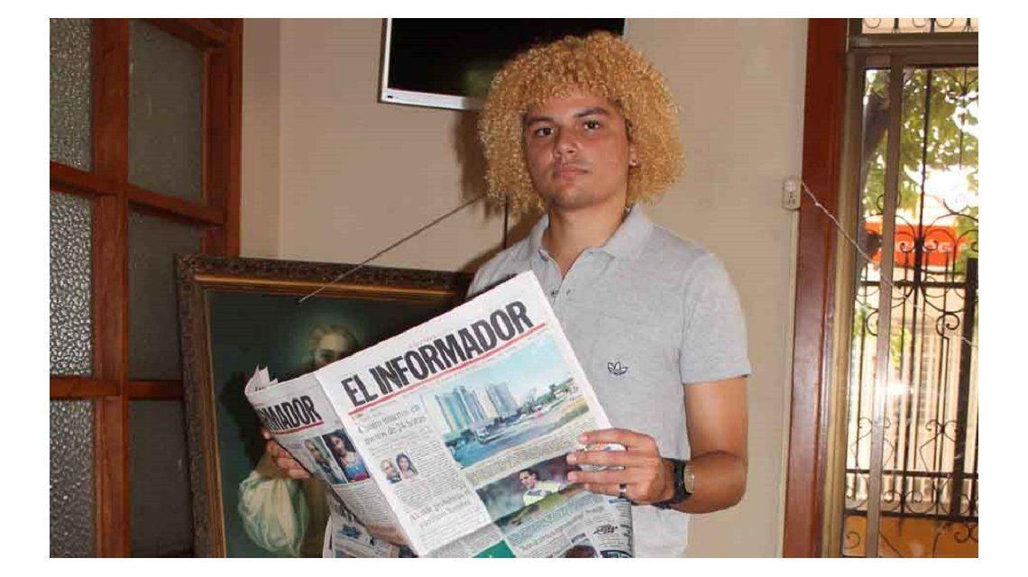Carlos Valderrrama Ruge