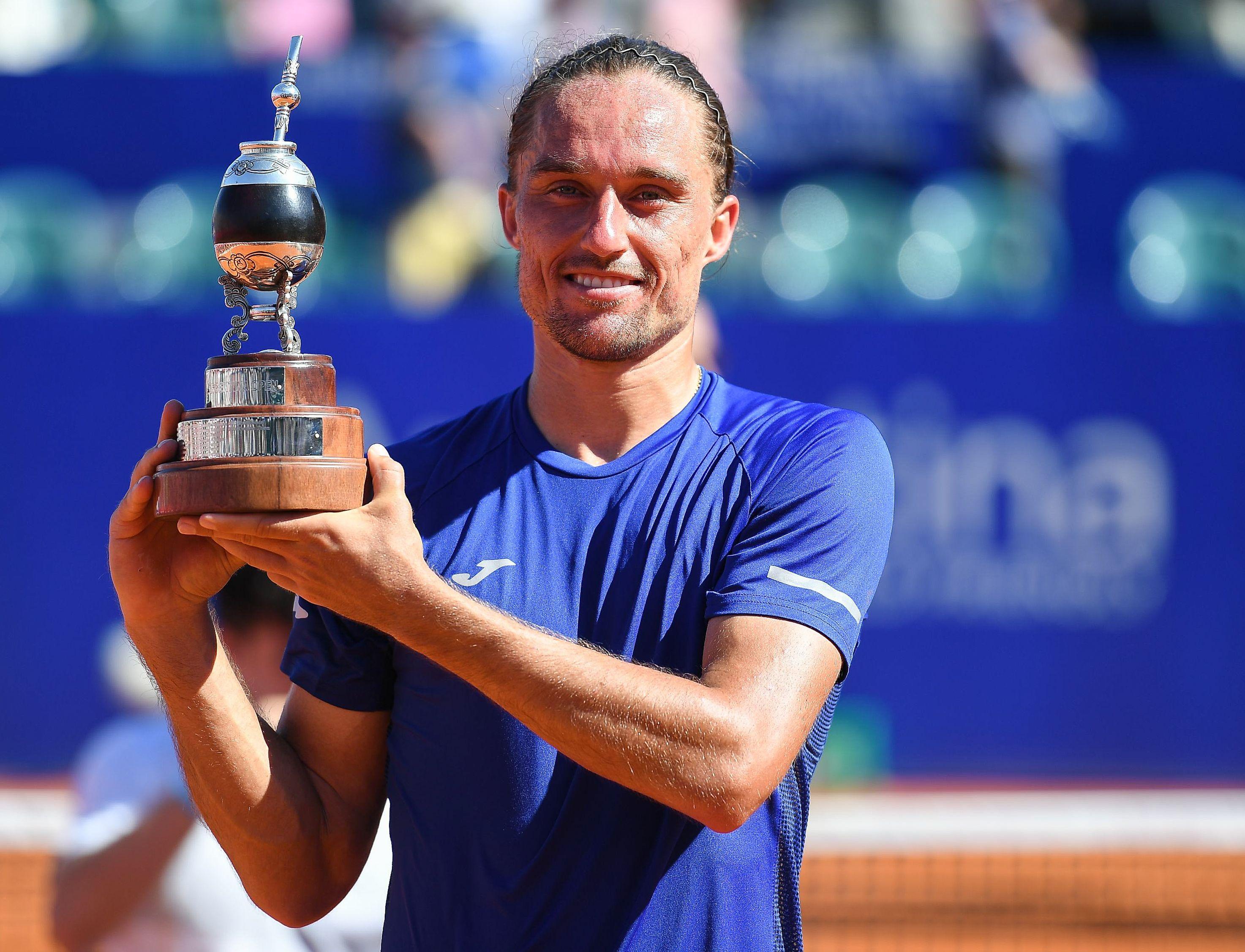 Sorpresa: Dolgopolov venció a Nishikori y es campeón del Argentina Open