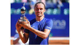 Dolgopolov bajó al favorito Nishikori y es el campeón del Argentina Open