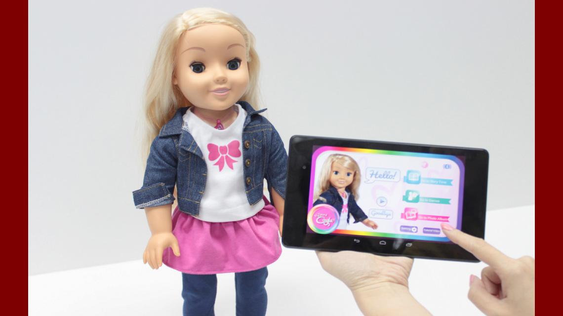 Prohíben una muñeca porque permite hacer espionaje