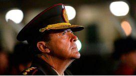 Procesaron a Milani por la desaparición del conscripto Alberto Agapito Ledo