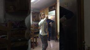 Abuelo bailando Despacito