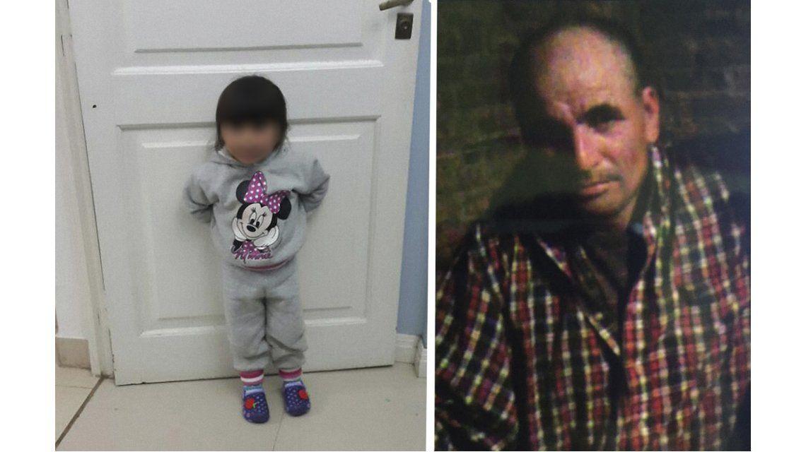 Femicidio en Moreno: hallan sana y salva a la nena de 3 años y detuvieron a su padre