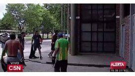 Masacre en Florencio Varela: tensión en la Fiscalía e incidentes