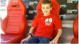Maxi Molina espera un trasplante de corazón. Foto:El Doce.