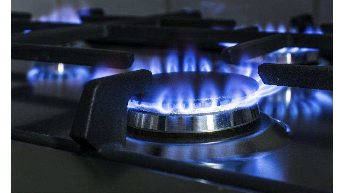 Se desdobló la suba del gas