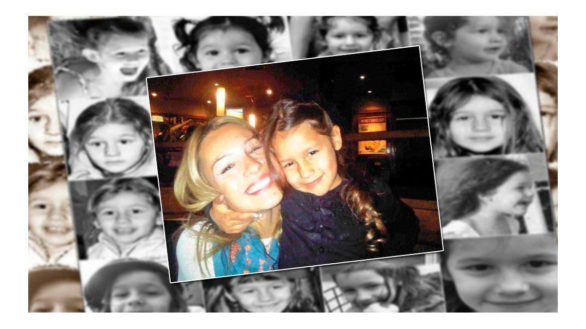 Pampita compartió una foto en Instagram