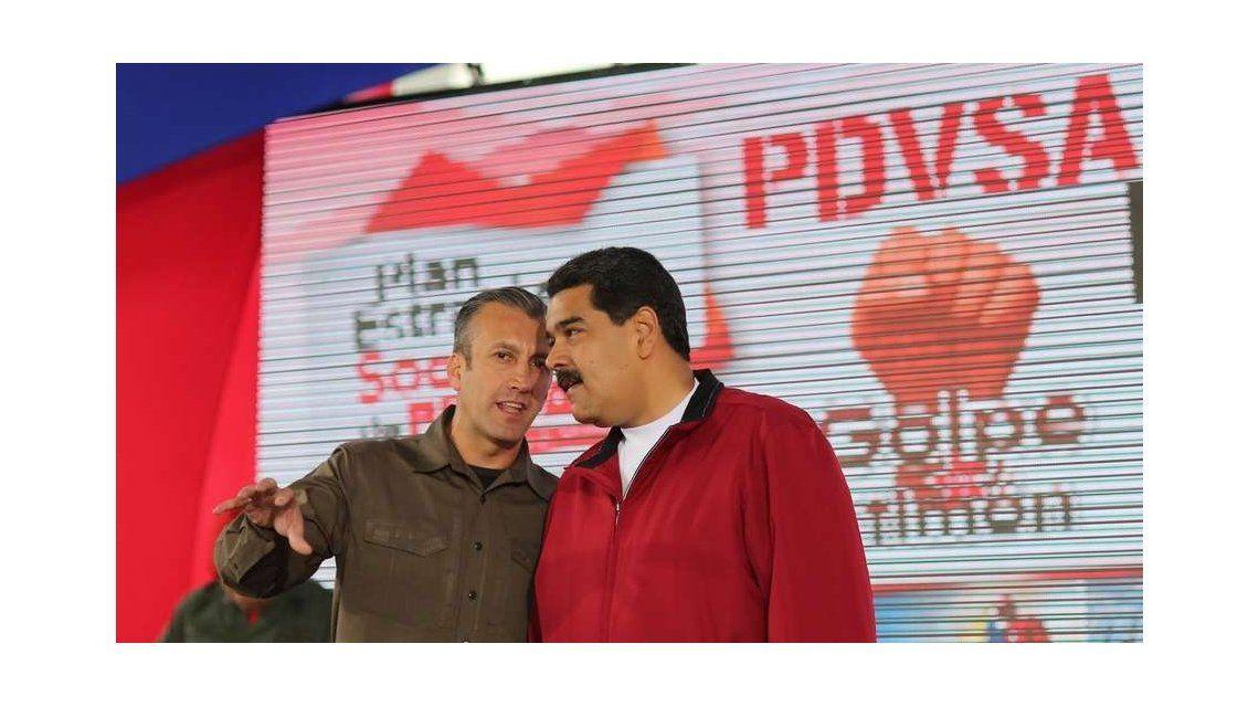 EEUU señaló como narcotraficante al vice de Venezuela