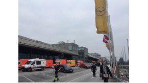 Evacuaron el aeropuerto de Hamburgo por la fuga de una sustancia tóxica