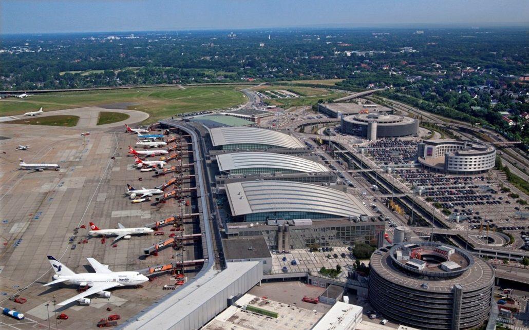 Evacuaron el aeropuerto de Hamburgo por el escape de una sustancia