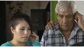 Familiares hablaron tras la aparición de Mia