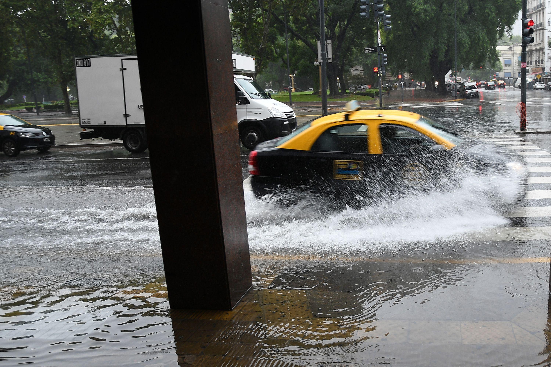 Alerta por tormentas en la Ciudad y GBA: ¿cuándo para la lluvia?