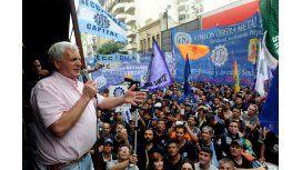 La UOM se movilizó al Ministerio de Trabajo