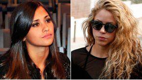 Antonella Roccuzzo vs. Shakira