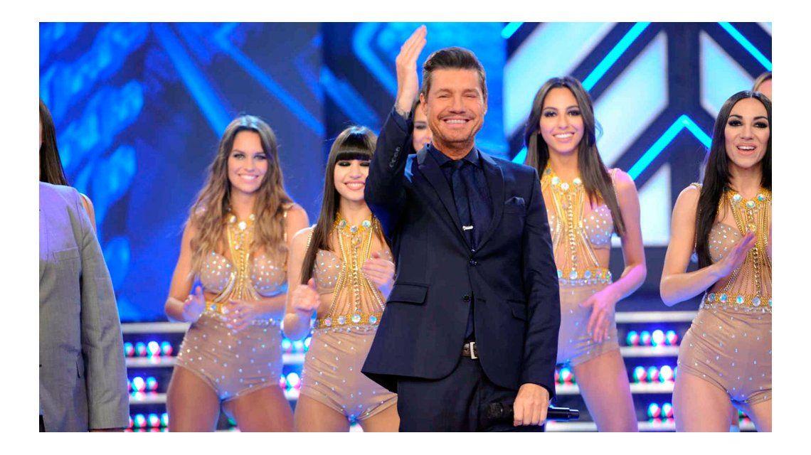 Marcelo Tinelli palpita la vuelta de Showmatch