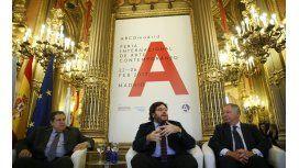 Argentina puso más de 3 millones de euros para la muestra Arcos