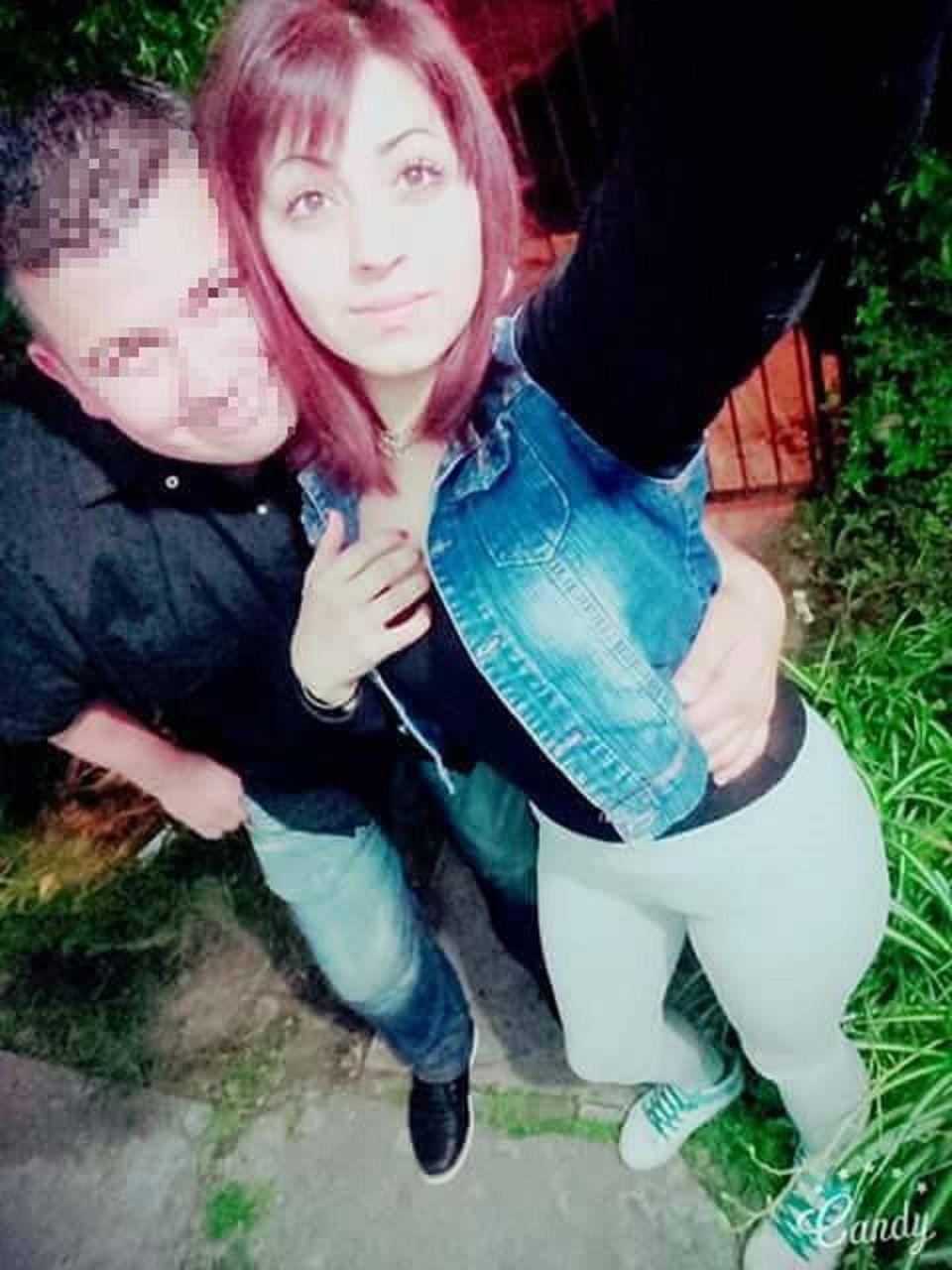 El detenido por la masacre junto a su ex pareja
