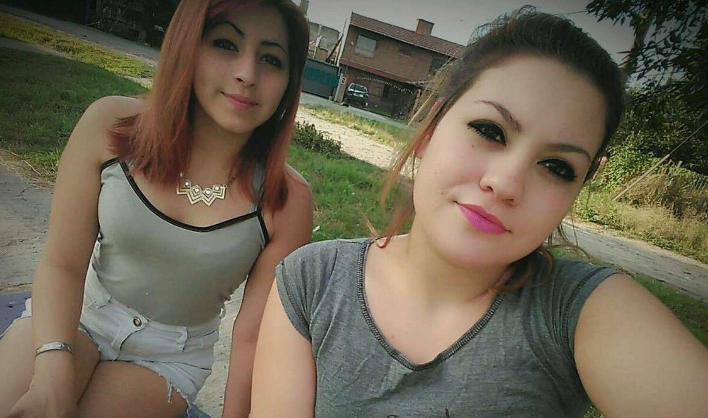 Denise Juárez y Sabrina Barrientos