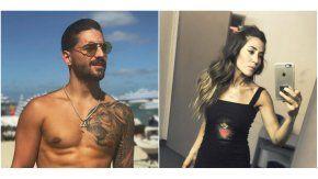 Jimena Barón, enamorada de Maluma