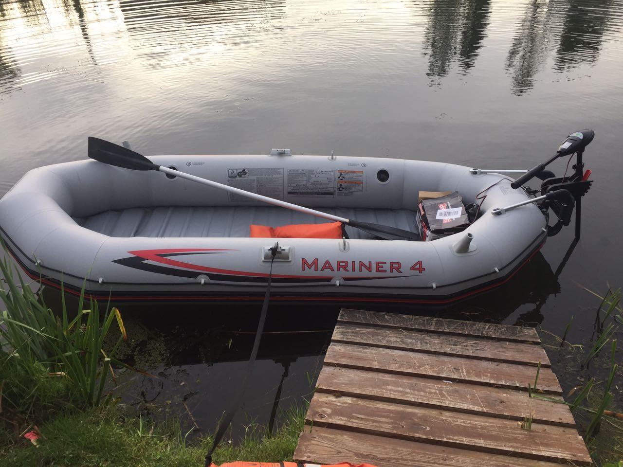 El bote de la banda detenida en el country Nordelta.