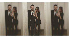 Lionel Messi y Anto Roccuzo, felices y divertidos en Instagram