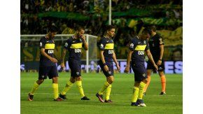 Boca perdió 3 a 1 con Aldosivi