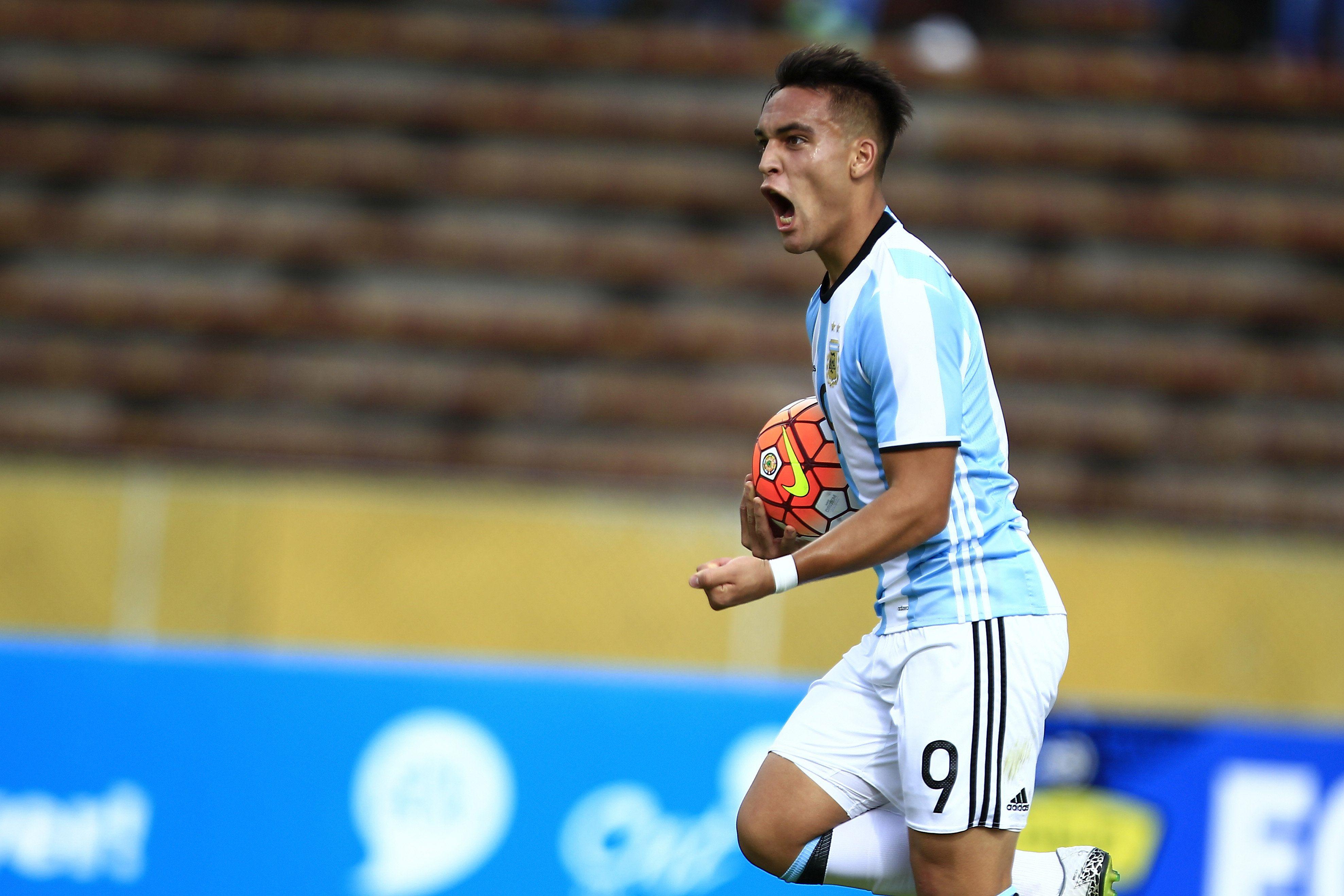 Argentina celebra una clasificación que costó y mucho