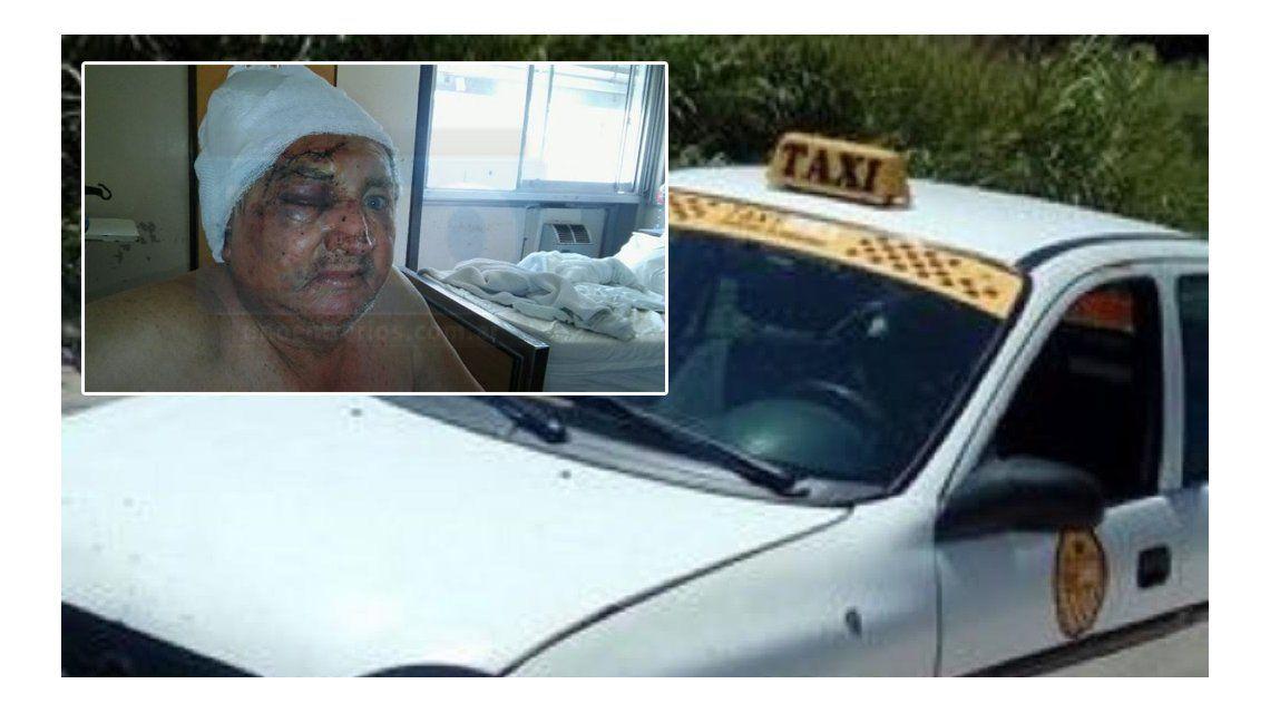 Asaltaron a un taxista con una maza - Crédito: http://www.unosantafe.com.ar