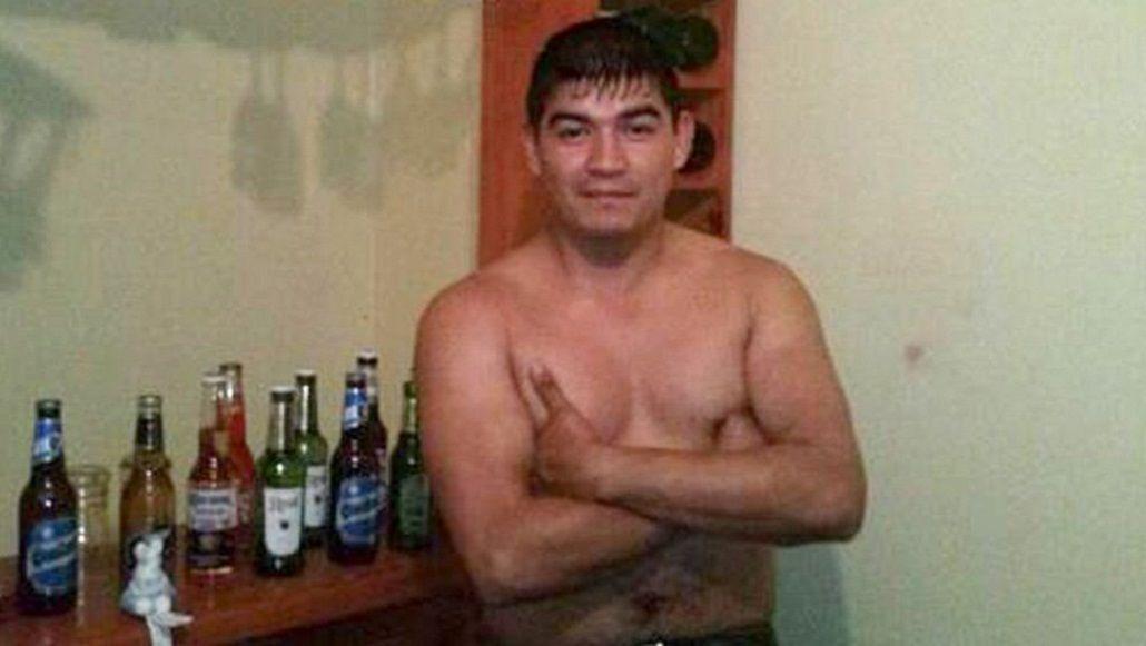 Diego Loscalzo el sospechoso de ser el autor de la masacre de Hurlingham