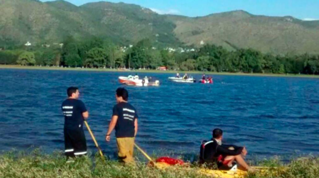 Un turista de 15 años murió ahogado en el lago San Roque, de Córdoba