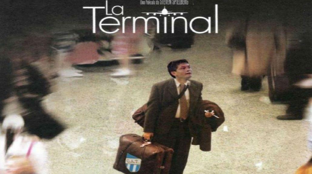 El Pulga Rodríguez pasó a ser el protagonista de la película La Terminal.