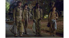 Las primeras imágenes de la segunda temporada de Stranger Things