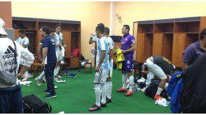 No es la Selección, es Atlético Tucumán