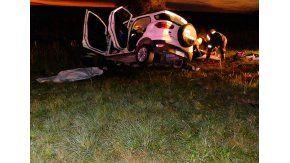 Cuatro personas murieron en un choque en La Pampa