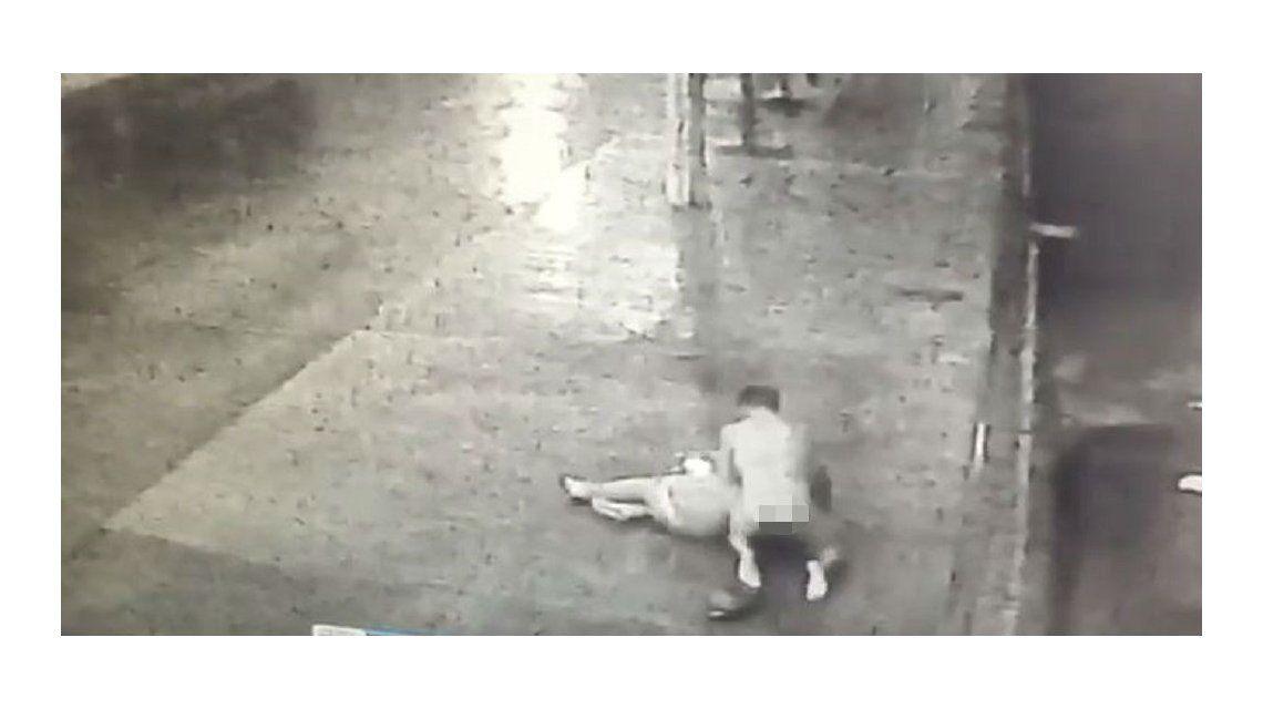 Brutal golpiza a mujer en Mar del Plata