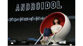 Un robot conducirá un programa de TV en Japón