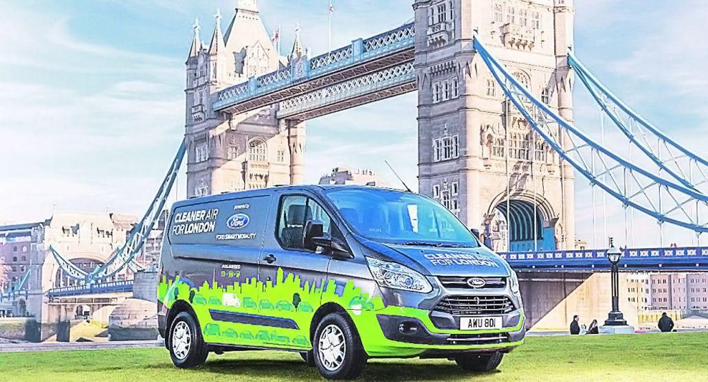La Ford Transit tendrá una versión en 2019