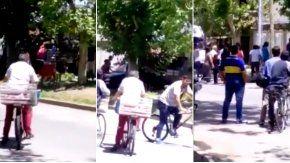 Así los vecinos intentaban linchar a un presunto abusador sexual
