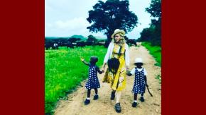 Madonna se mostró muy feliz en Instagram