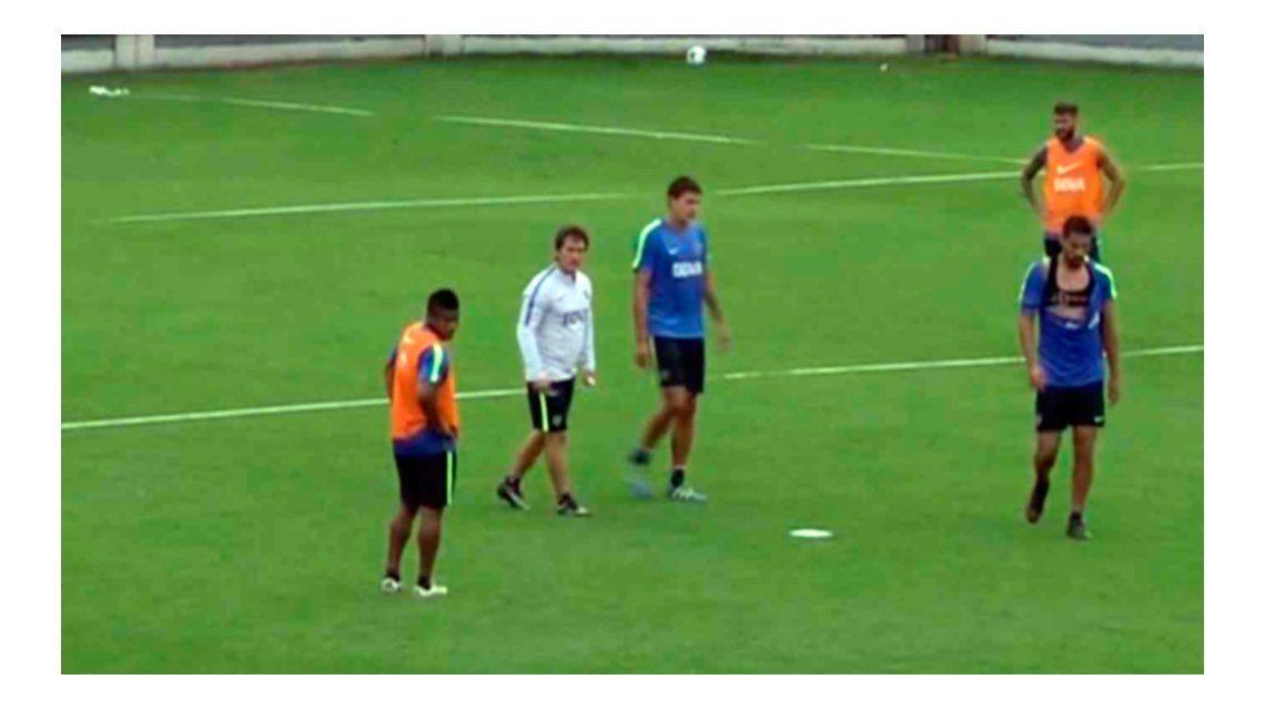 Guillermo, sacado con Insaurralde y Silva: ¡Si quieren no vuelvan más!