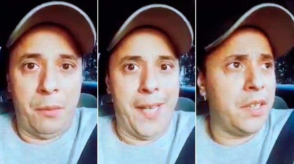El Dipy relató cómo fue su robo con un video