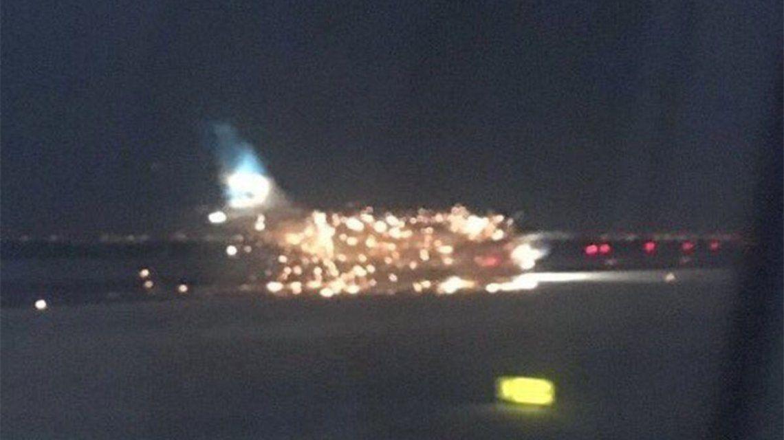 Vuelo AR1301 en el Aeropuerto JFK de Nueva York