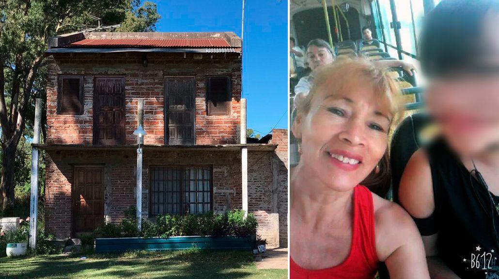 Estas son las mujeres encontradas enterradas en una vivienda de Punta Lara