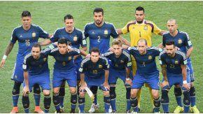 El mediocampista fue titular en la final del Mundial de 2014 ante Alemania