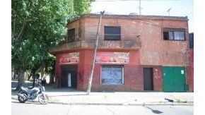El lugar donde acribillaron a las cuatro chicas en Florencio Varela