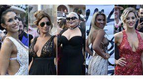 El look de los famosos en los Carlos 2017