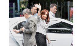 La propia Cristina pidió un juicio rápido