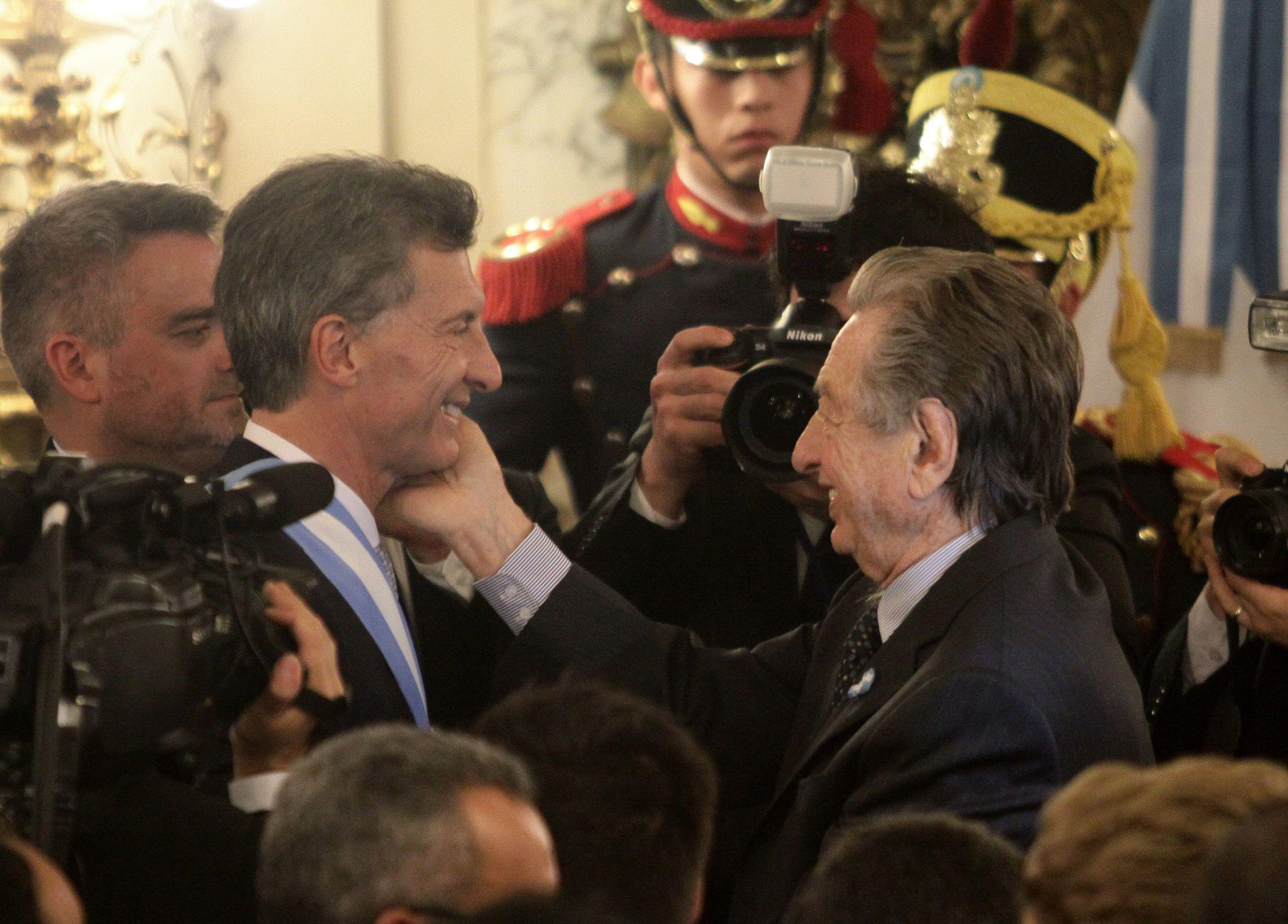 Aguad afirmó que Franco Macri es un deudor sin recursos económicos